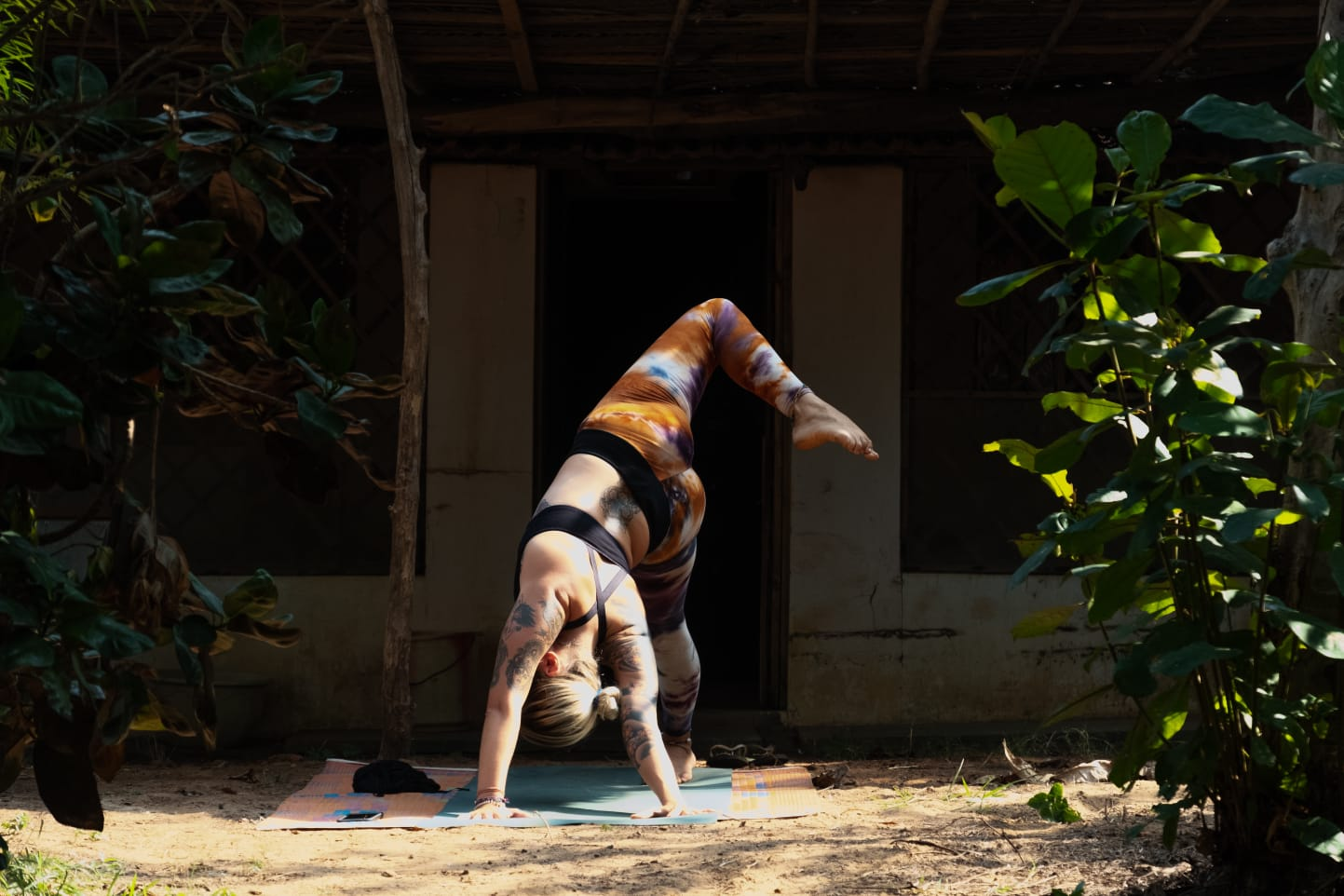 Ashtanga Yoga India
